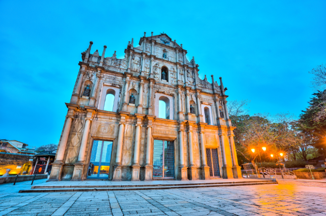 Macau: Heritage and Luxury on the Pearl River Delta