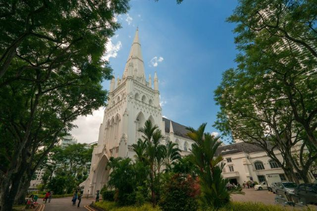 Singapore: The Garden City at the Crossroads of the World