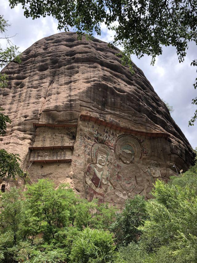 라소사 석굴