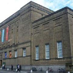 蘇格蘭國家圖書館用戶圖片