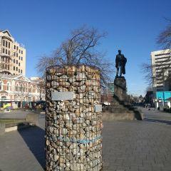 John Robert Godley Statue User Photo