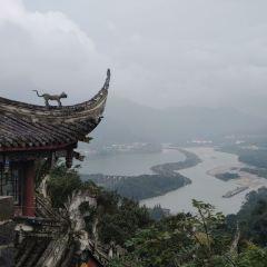 두장옌 관광지(도강언 관광지) 여행 사진