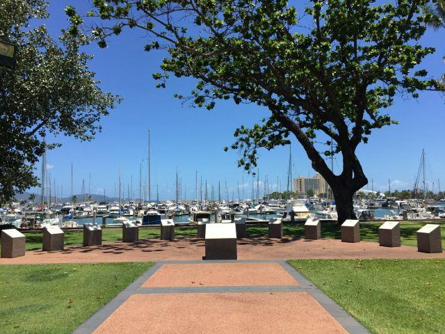 Marina and Main Street