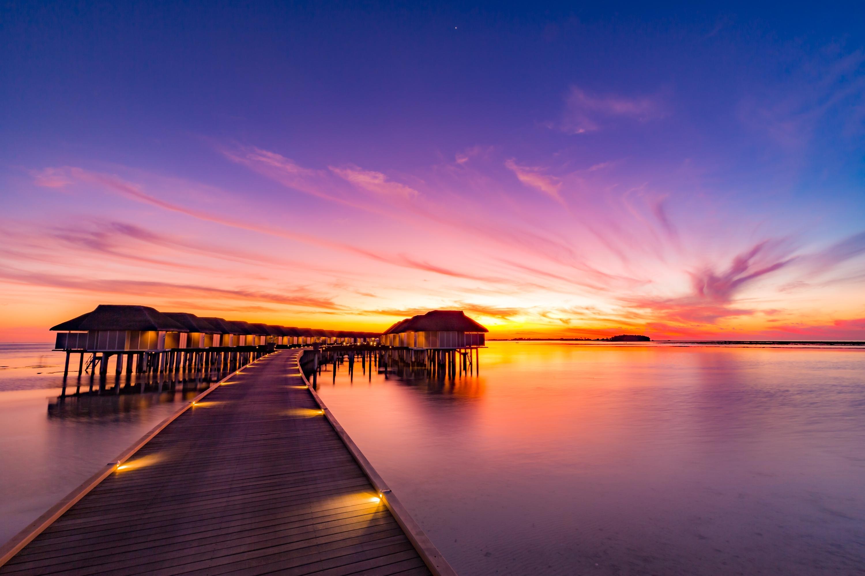 Top 5 Honeymoon Resorts in the World