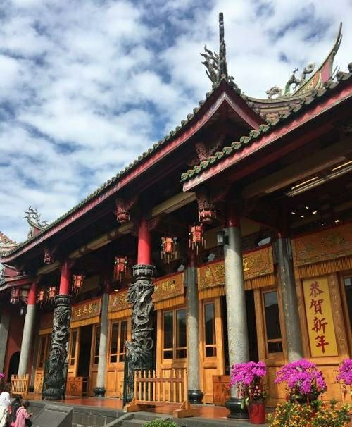 行天宫(台北本宮)