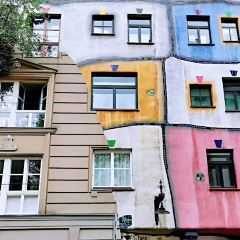 Hundertwasser House Vienna User Photo