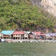 Koh Panyi (Floating Muslim Village) User Photo
