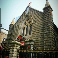 베이정지에 거리 교회 여행 사진