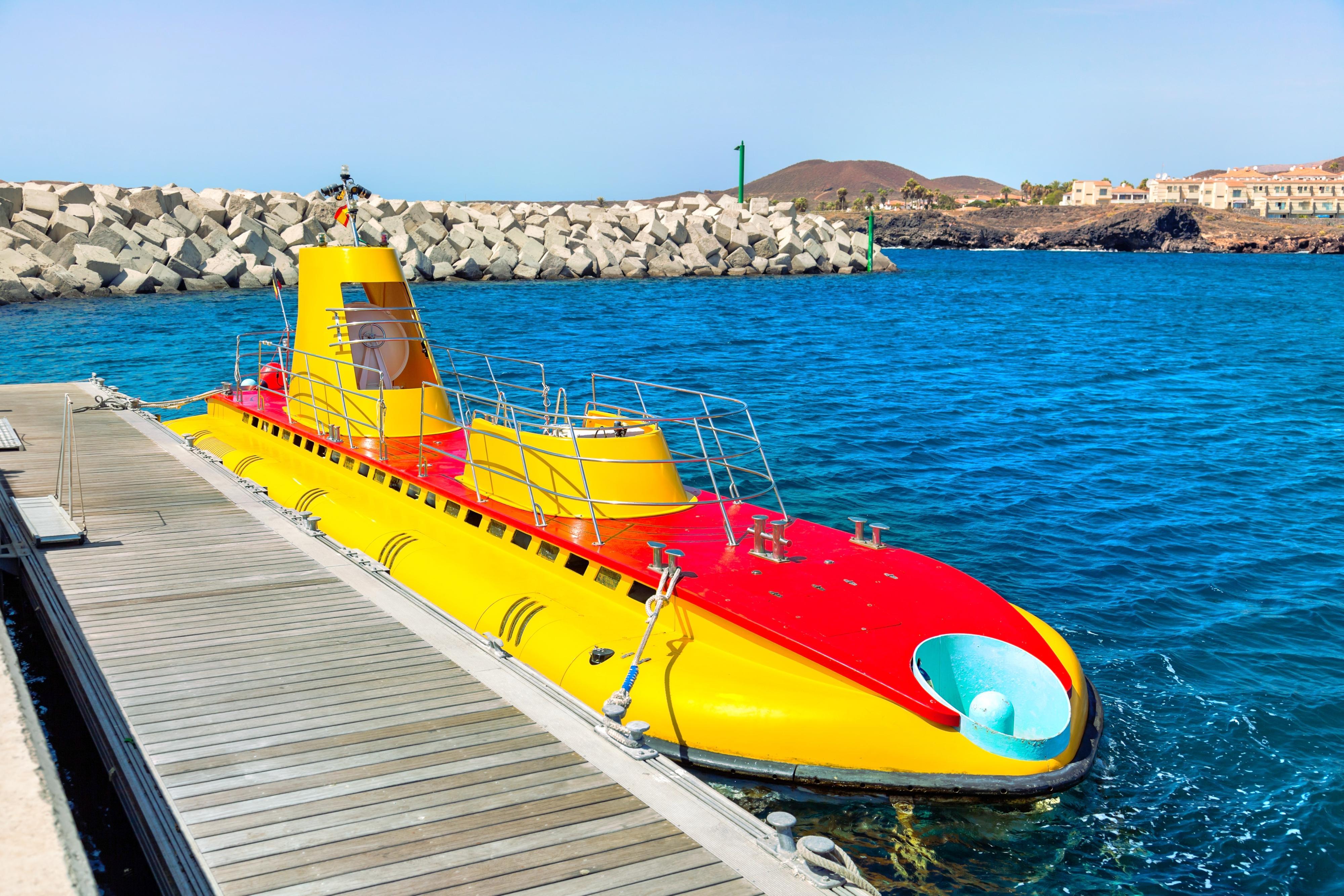 The Boracay Submarine