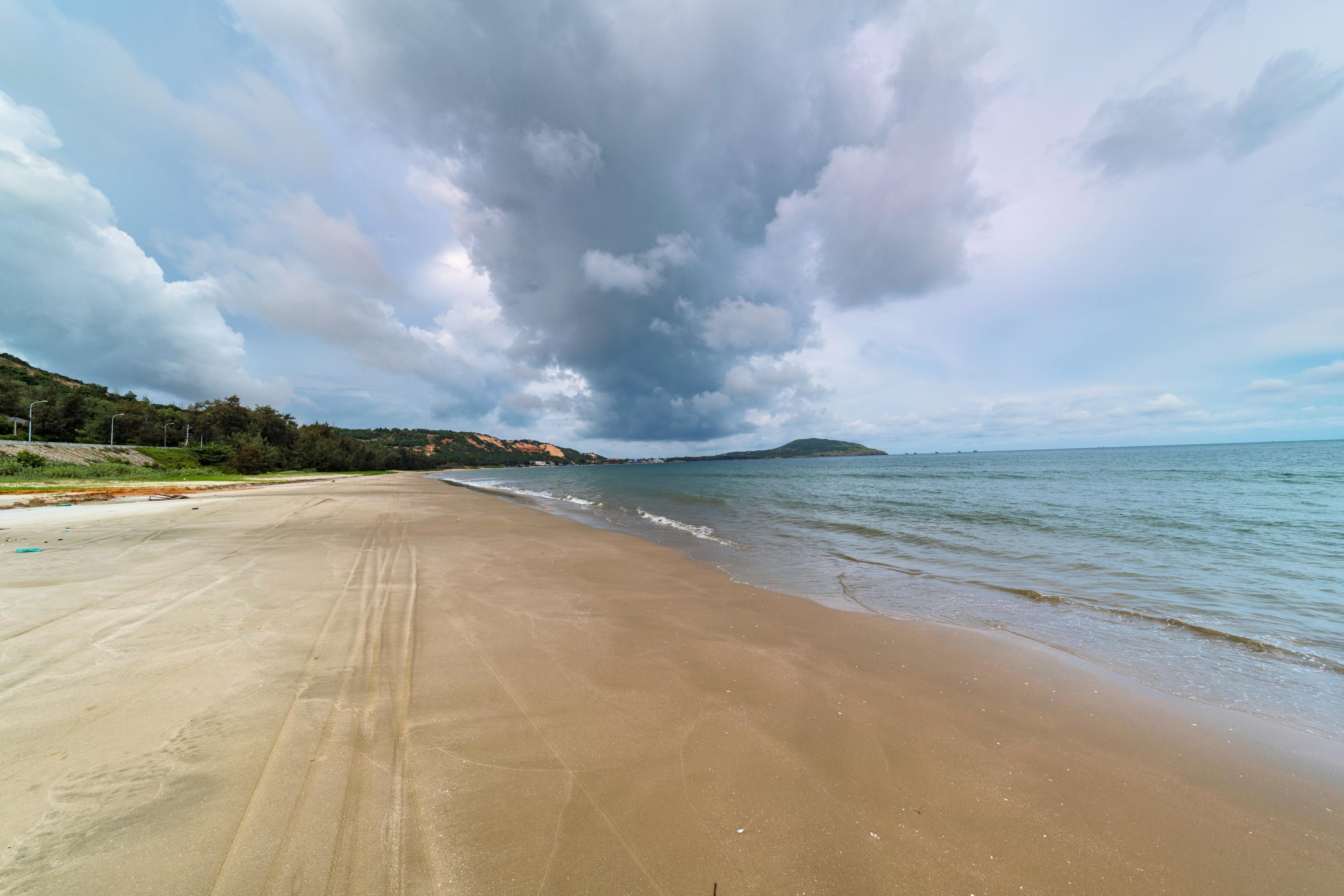 Ganh Beach