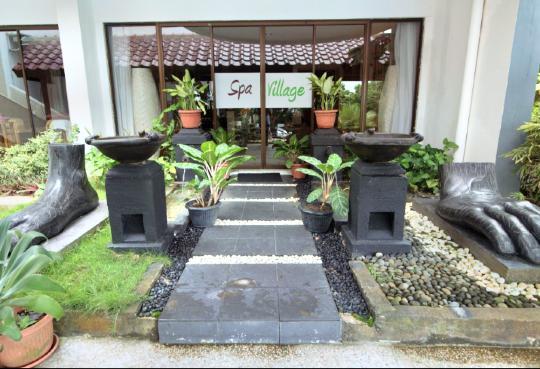 Spa Village Crown Vista Batam