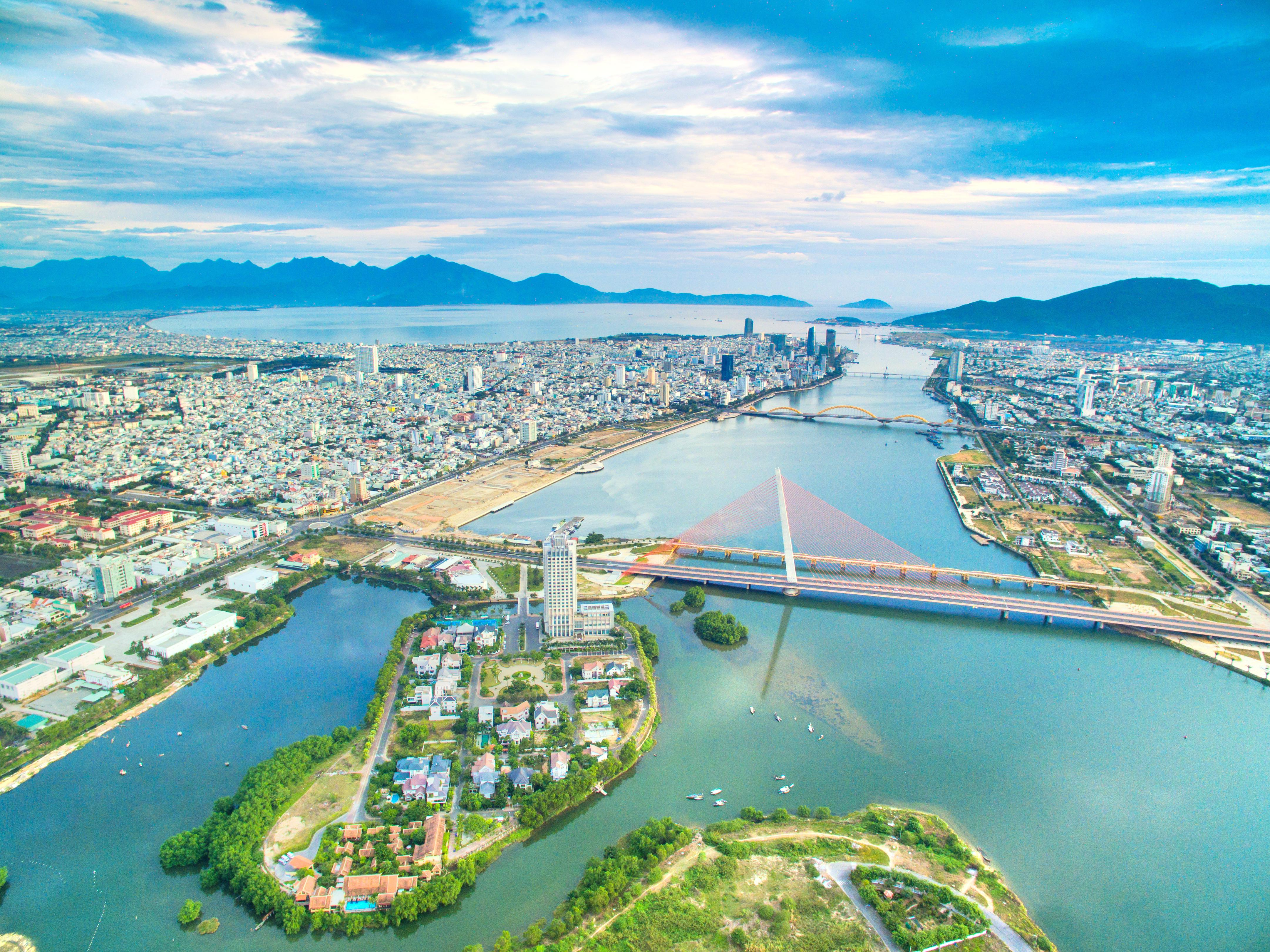 Downtown Da Nang