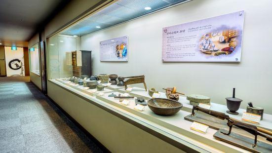 藥令市場韓醫藥博物館