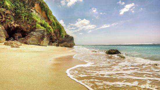 班達瓦海灘