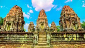Exhibition Halls in Siem Reap