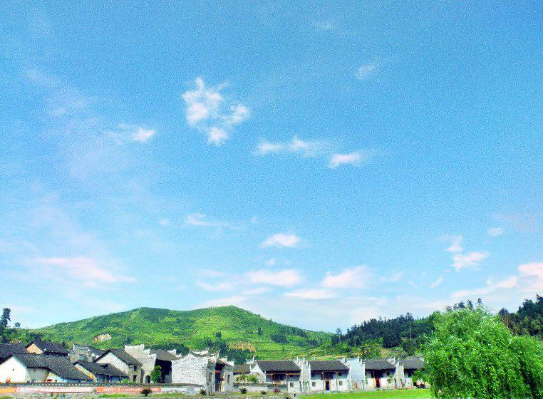 Yangshan Ancient Village