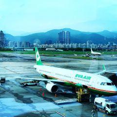 松山機場觀景台用戶圖片