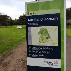 Auckland Domain User Photo