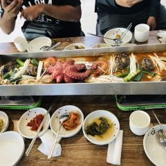 천제연토속음식점 여행 사진