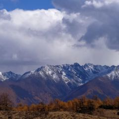 Russian Early Mountain User Photo