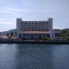 이오지마 섬 여행 사진