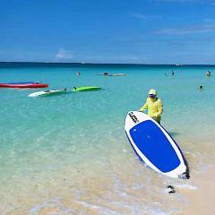 Bolabog Beach KiteBoarding User Photo