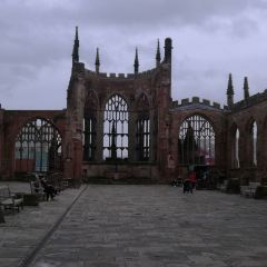Coventry Cathedral 여행 사진
