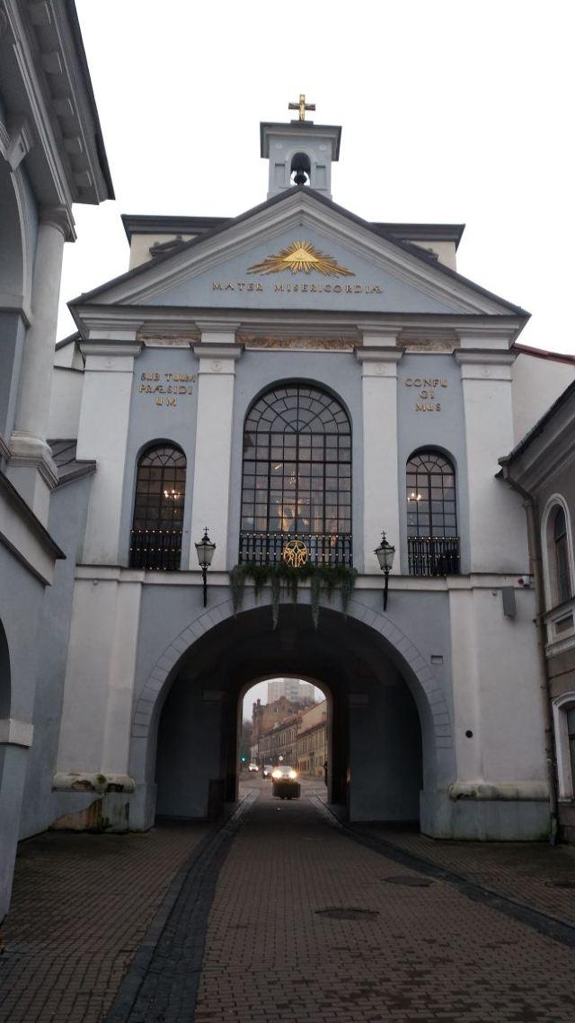 Gates of Dawn (Ausros Vartai)