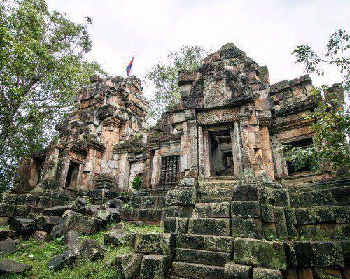 Ek Phnom Pagoda