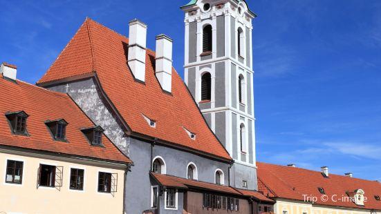 Church of St Jost