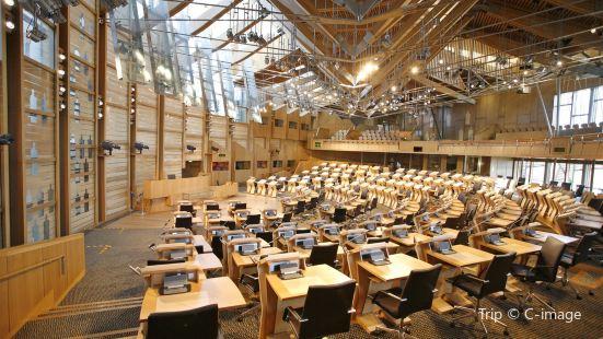 蘇格蘭議會大樓