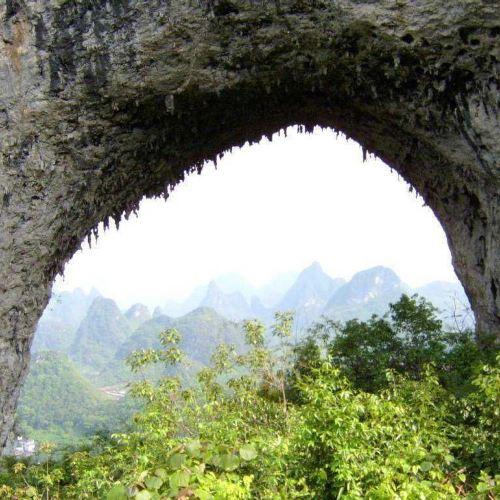 Yueliang Mountain
