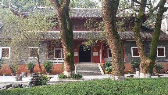 瀏陽算學館舊址