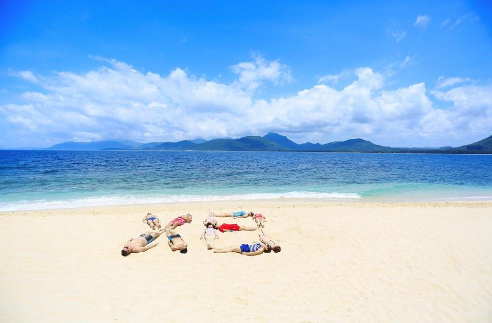 Shimei Bay's Jiajing Island
