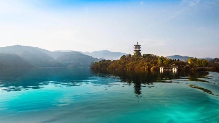 瀛湖風景區