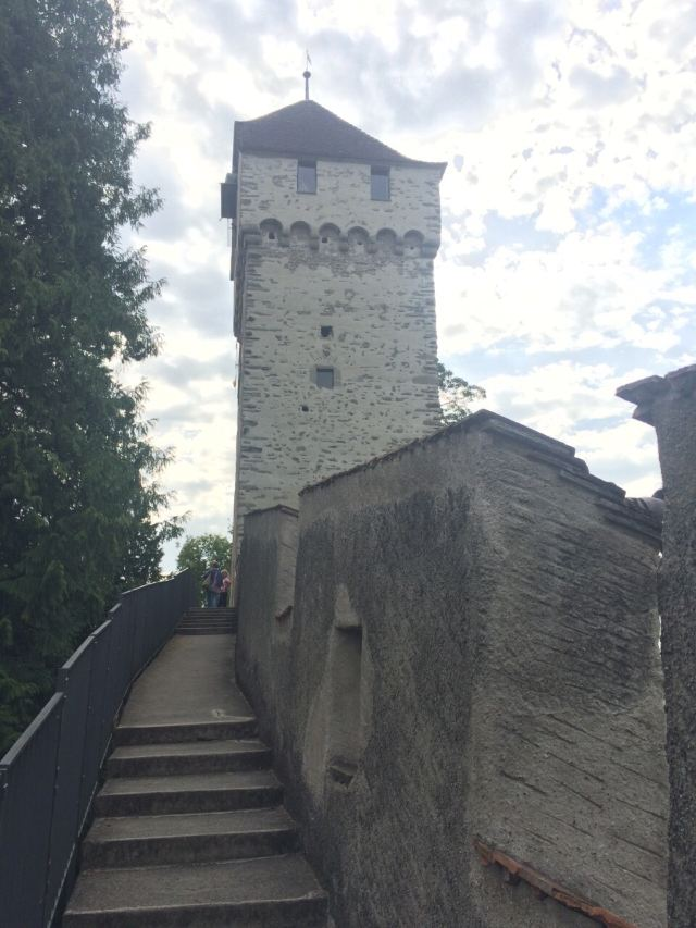 The Nine Towers