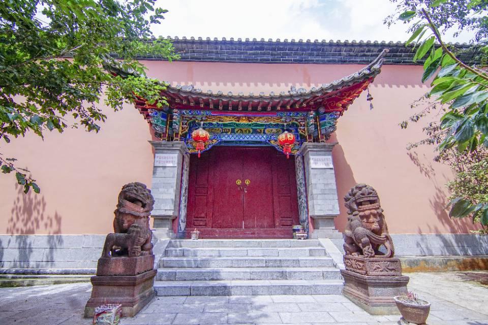 Mati Temple