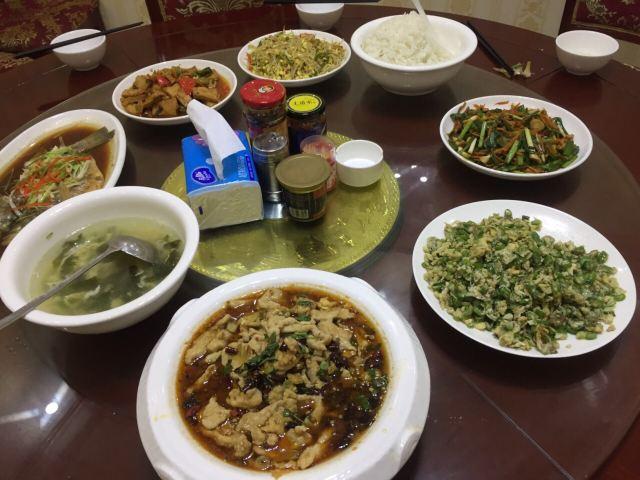 食為天湘菜館