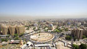 伊拉克展館展覽