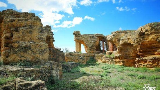 阿克裡真托考古區