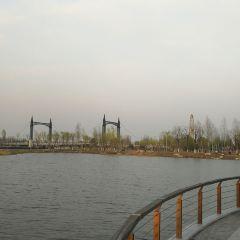 雲中河公園廣場用戶圖片