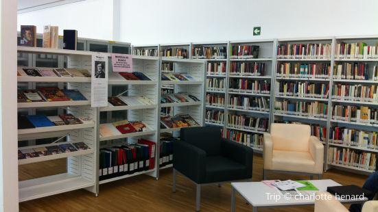Ciudad Lineal Public Library (Biblioteca Pública Municipal Ciudad Lineal)