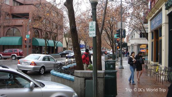 Downtown Palo Alto