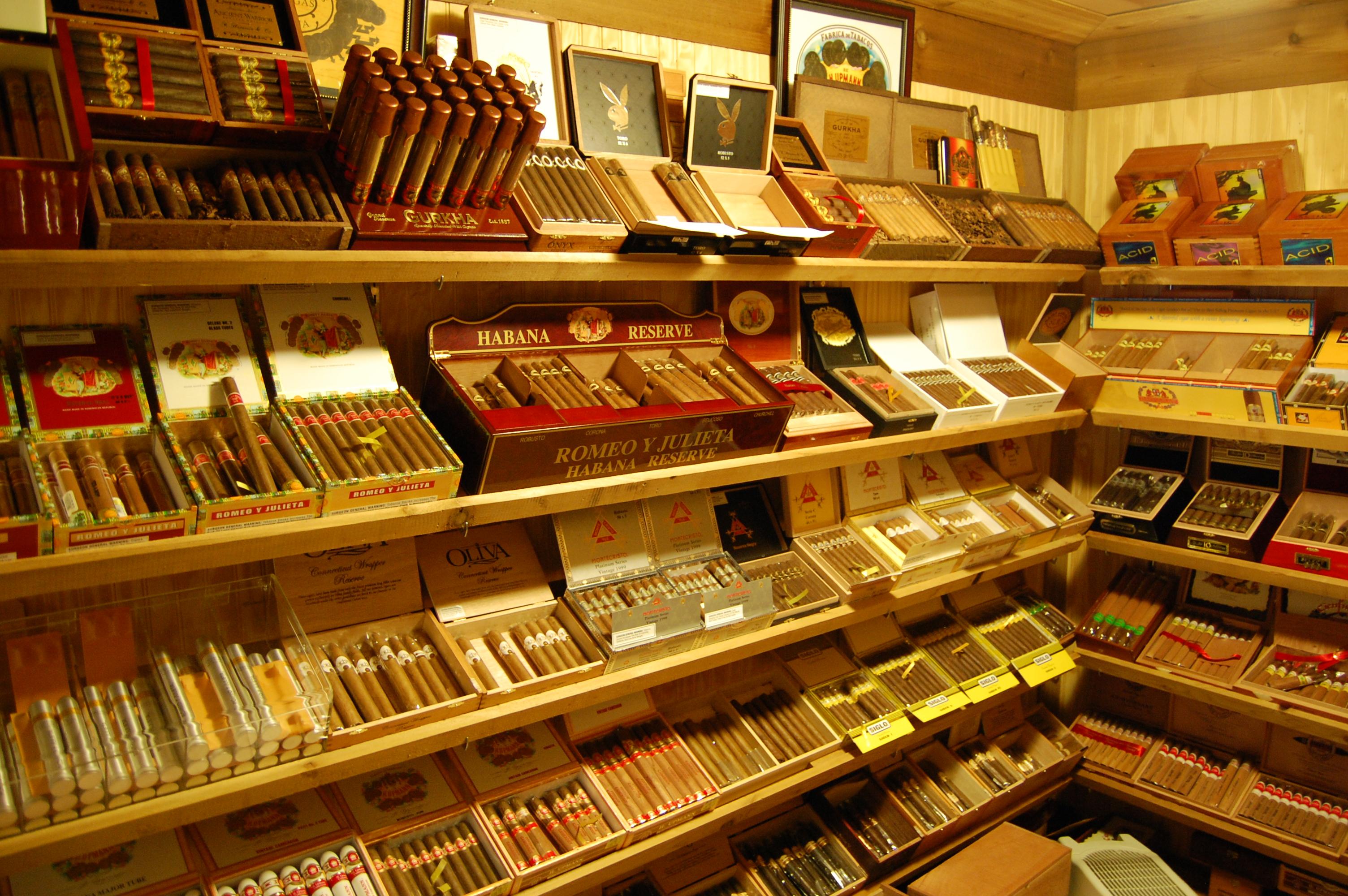 The Cigar Box OKC