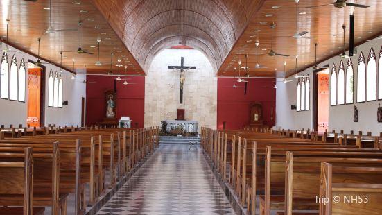 Iglesia Catolica de San Bartolome Apostol