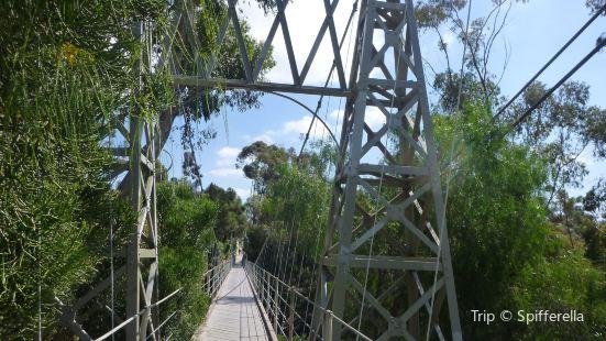 Spruce Suspension Bridge