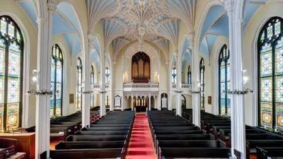 St Mark's Unitarian Church
