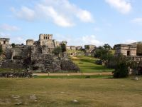 Tulum Ruins: World Heritage Site You Cannot Miss in Cancun Mexico