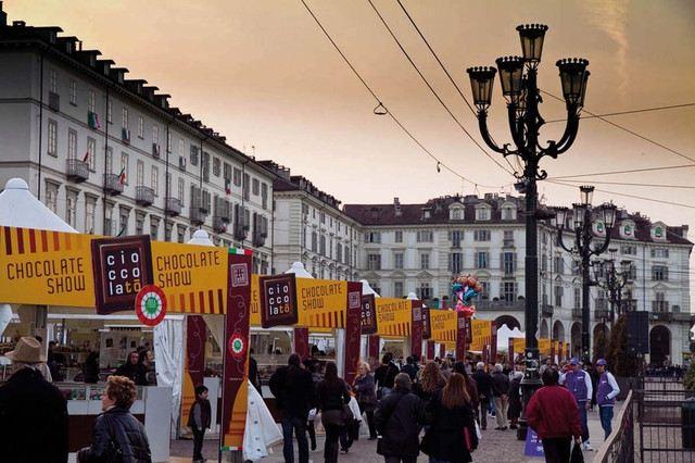 Festival in Italy