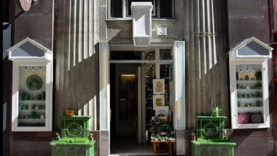 Balazs Folk Art Gallery